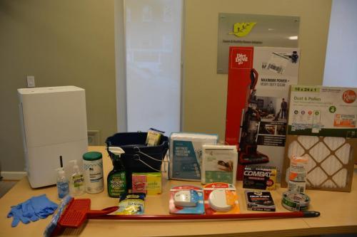 DSC_4643 Healthy Homes Supplies Kit